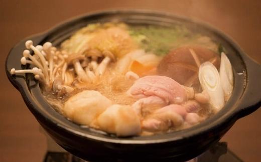 【ギフト用】いただきます!信楽澤善の近江鶏鶏すき2人前(特製鶏ガラだれ付)