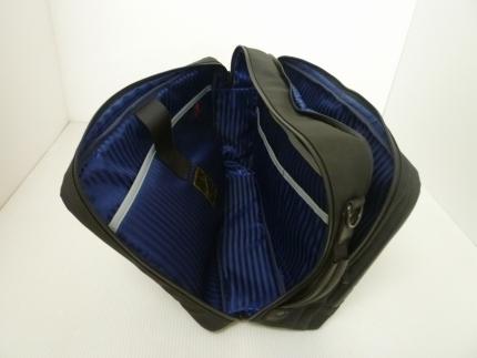 豊岡鞄 craftsmanshipW.P.3WAY2ROOM(ブラック)