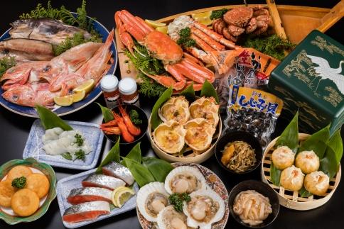 【期間/数量限定】オホーツク人気の海鮮おせちフルコース(網走加工)