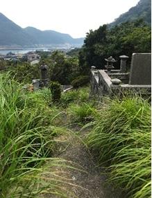 若松石材の新上五島町限定お墓詣り代行プラス