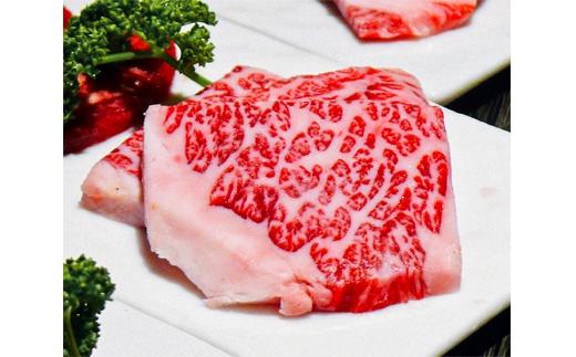 【ギフト用】長崎和牛焼肉カルビA4等級を上五島の天然海水塩で味わうセット