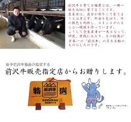 前沢牛切り落としスライス(500g)【冷蔵発送】