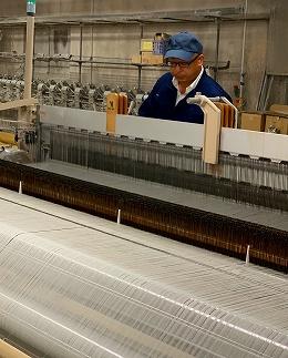 和泉木綿 四重織シャリ感ガーゼ(ガーデンスタイル) フェイスタオル4枚セット