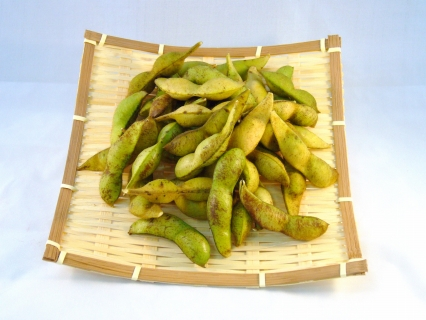 丹波篠山産黒枝豆(サヤのみ)2㎏《中旬》