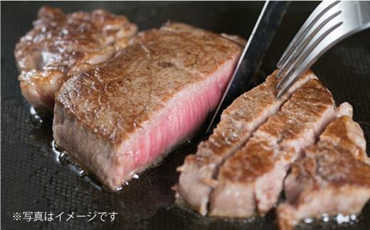 (博多和牛)A4ランク黒毛和牛極厚カットシャトーブリアンステーキ1枚約180g×2枚