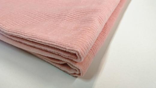 軽量シール織綿毛布 横ボーダー(ピンク) 松岡織物株式会社