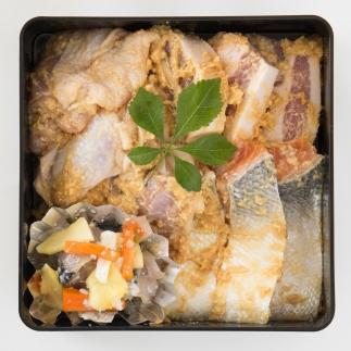 手作りの味 田舎おせち【魚沼産特選素材】
