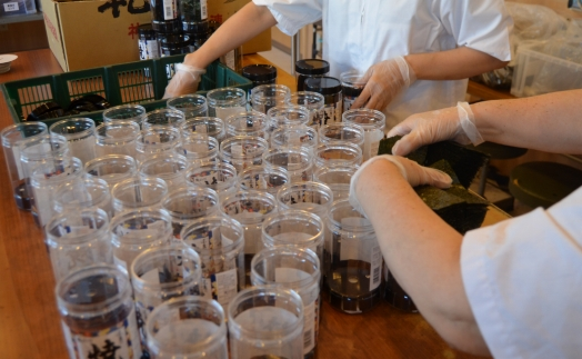 【神奈川県産】高喜の海苔ボトル焼海苔・味付海苔 詰合せ