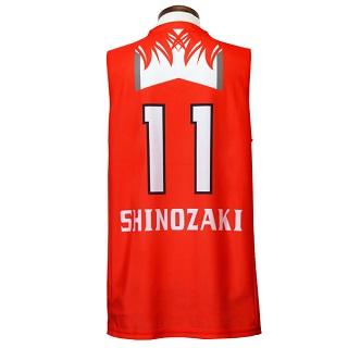 サイズ:(XL) 富士通レッドウェーブレプリカユニフォーム#11:篠崎澪選手