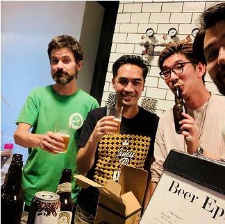 <月間30セット限定>松山市千舟町産クラフトビール12本セット