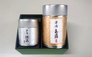 抹茶・玉露セット