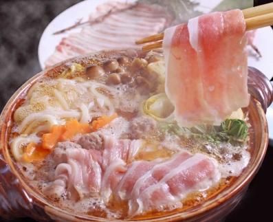 【和歌山ブランド】イノブタ「イブ美豚」しゃぶしゃぶセット 16-J