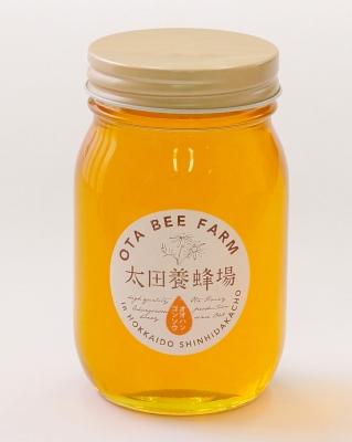 オオハンゴンソウ蜜
