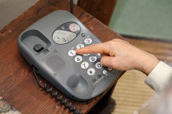 みまもりでんわサービス[固定電話コース](12カ月)