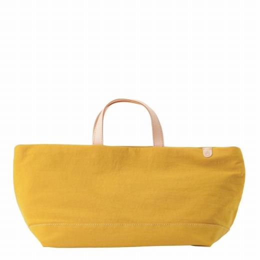 トートバッグ 豊岡鞄 snapvegi ヨコトート(ヤマブキ)