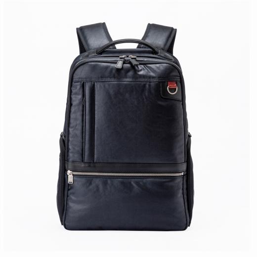 リュックサック豊岡鞄MEGANE+ビジネスバックパック(ネイビー)