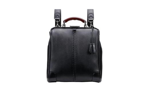 豊岡鞄 YOUTALIZARD3WAY縦ダレス(YK-3M)ブラック