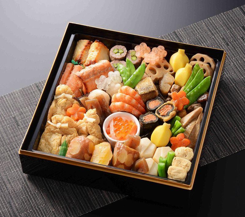 たん熊北店「京野菜のお煮しめおせちセット」※2019/12/31にお届けいたします