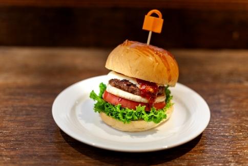 但馬牛のハンバーガー(4個セット)