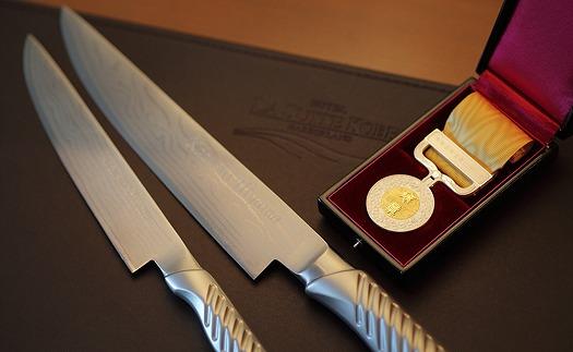 「黄綬褒章」受章記念現代の名工による特別カービングペアディナー