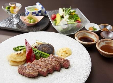 「神戸プレジール本店」の神戸ビーフ鉄板焼ペアディナー券