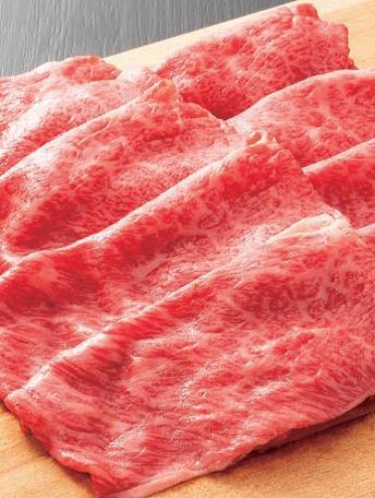 知多牛すき焼き用ギフト