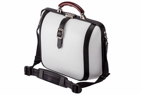2wayダレスバッグ 豊岡鞄 DS3-TE-42(ホワイト)