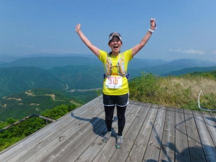 第7回TOGA天空トレイルランエントリー枠ロングコース(41.2km)