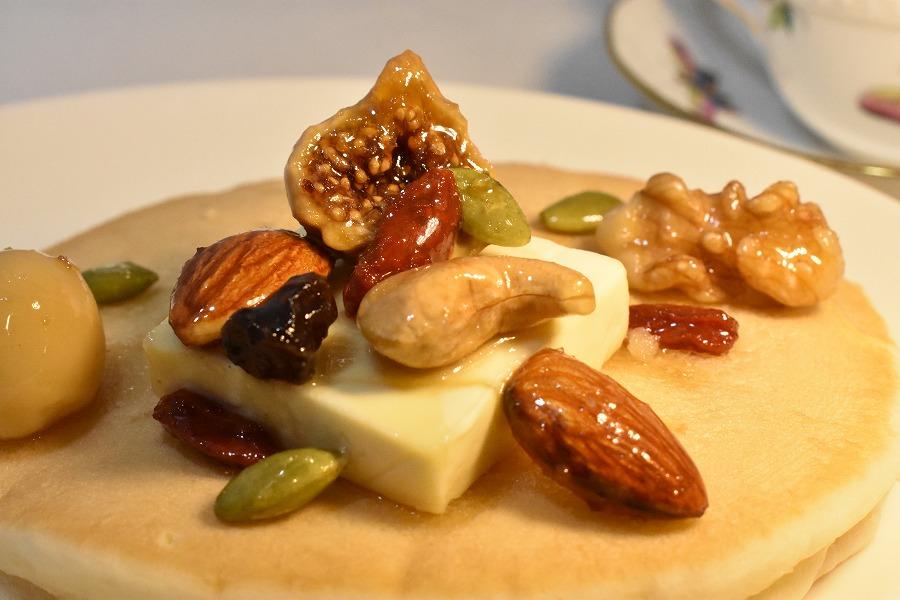 ナッツの蜂蜜漬【峠の恵】 熊野古道 峠の蜂蜜×ナッツ