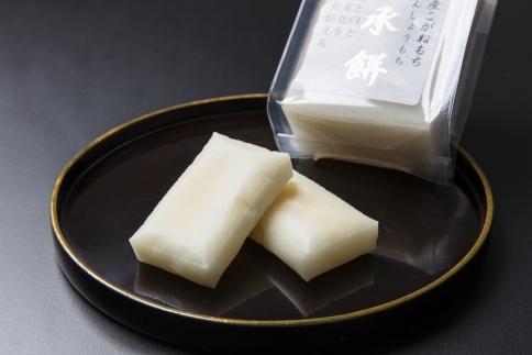 南魚沼産こがねもち使用した杵つき餅「伝承餅」400g×8袋