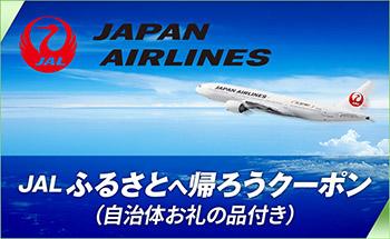 【小松市】JALふるさとへ帰ろうクーポン(3,000点分)×こまつカブッキーポイント(500pt)