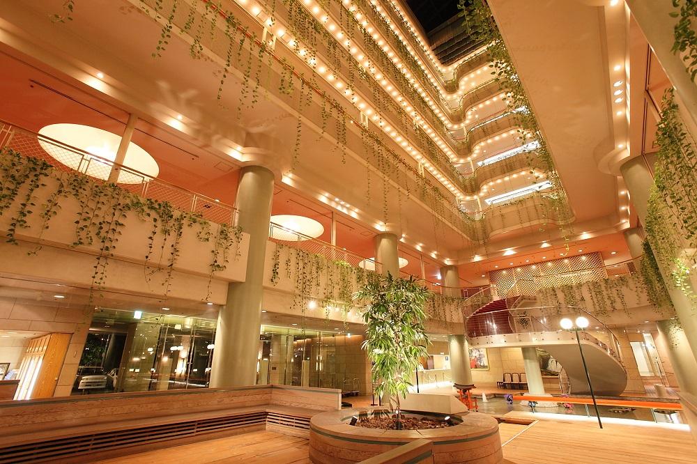 安芸グランドホテル 1泊2食ペア宿泊券