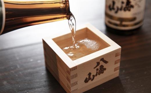 八海山純米吟醸・大吟醸詰合せ720ml
