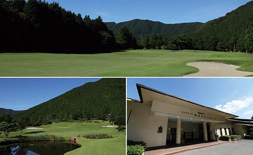 富士屋ホテル仙石ゴルフコース  全日1ラウンドプレー券