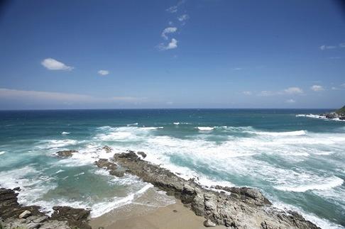 鳥取・夏の海