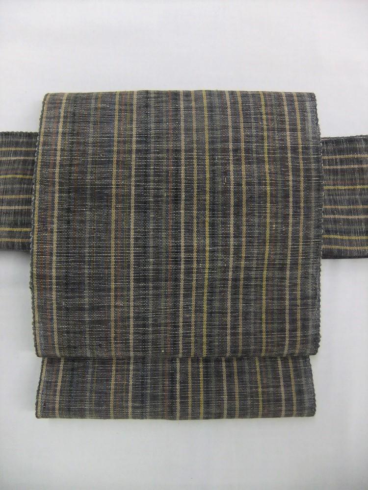 諸紙布八寸帯