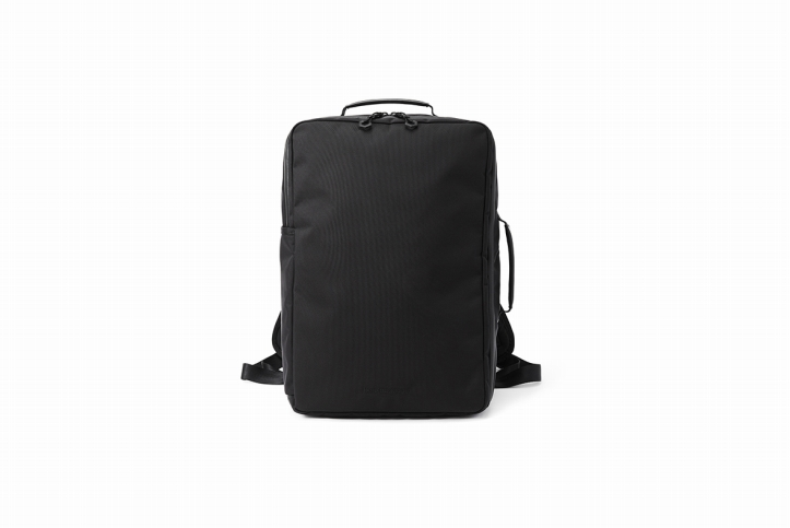 豊岡鞄 Urban Commuter 2WAY BACK PACK HA(ブラック)