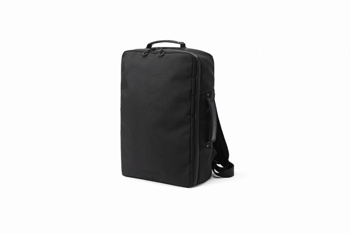 豊岡鞄 UrbanCommuter2WAYBACKPACKHA(ブラック)
