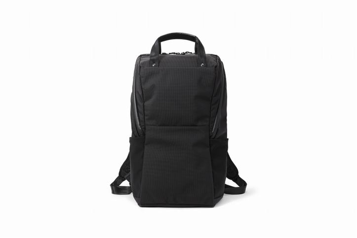 豊岡鞄 UrbanCommuterBACKPACK2HA(ブラック)