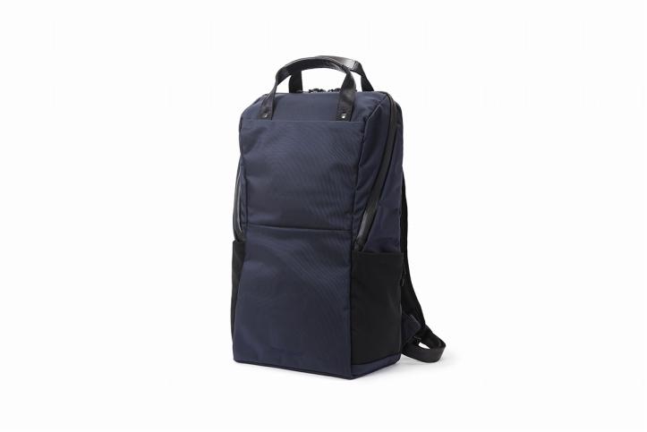豊岡鞄 UrbanCommuterBACKPACK2HA(ネイビー)