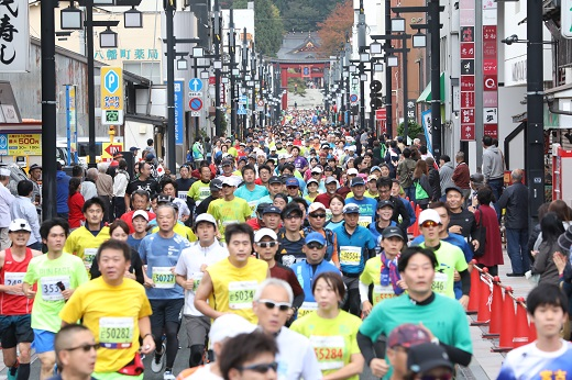 「いわて盛岡シティマラソン2020」フルマラソン出走権1名分