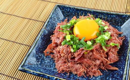 6月発送!北海道<食創・シマチク>粗挽き和牛の高級コンビーフたっぷりセット