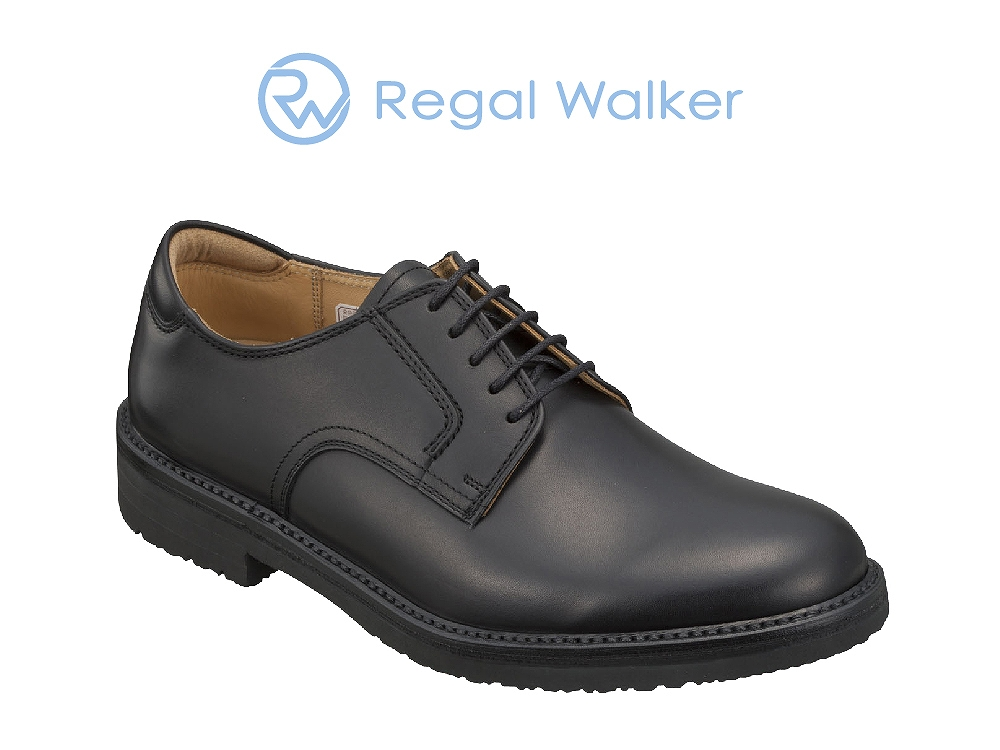 RegalWalker紳士ビジネスシューズプレーントゥ<奥州市産モデル>26.5cm