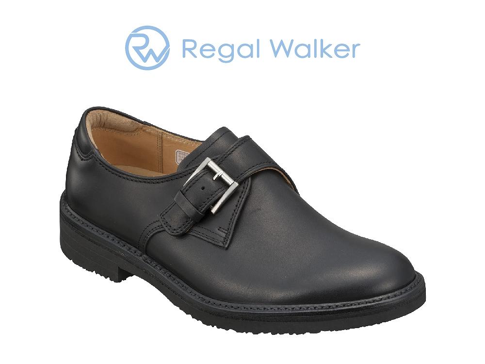 RegalWalker紳士ビジネスシューズモンクストラップ<奥州市産モデル>25.5cm