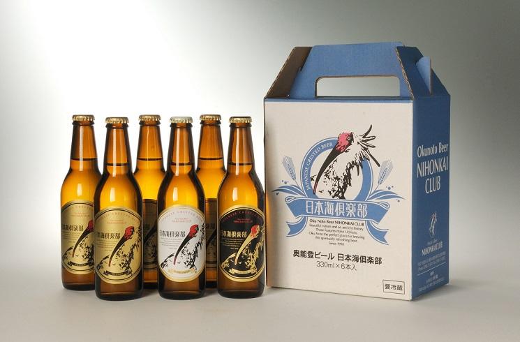 Heart&Beer日本海倶楽部 奥能登ビール330ml瓶6本 プラス スーパー次亜水10Lセット