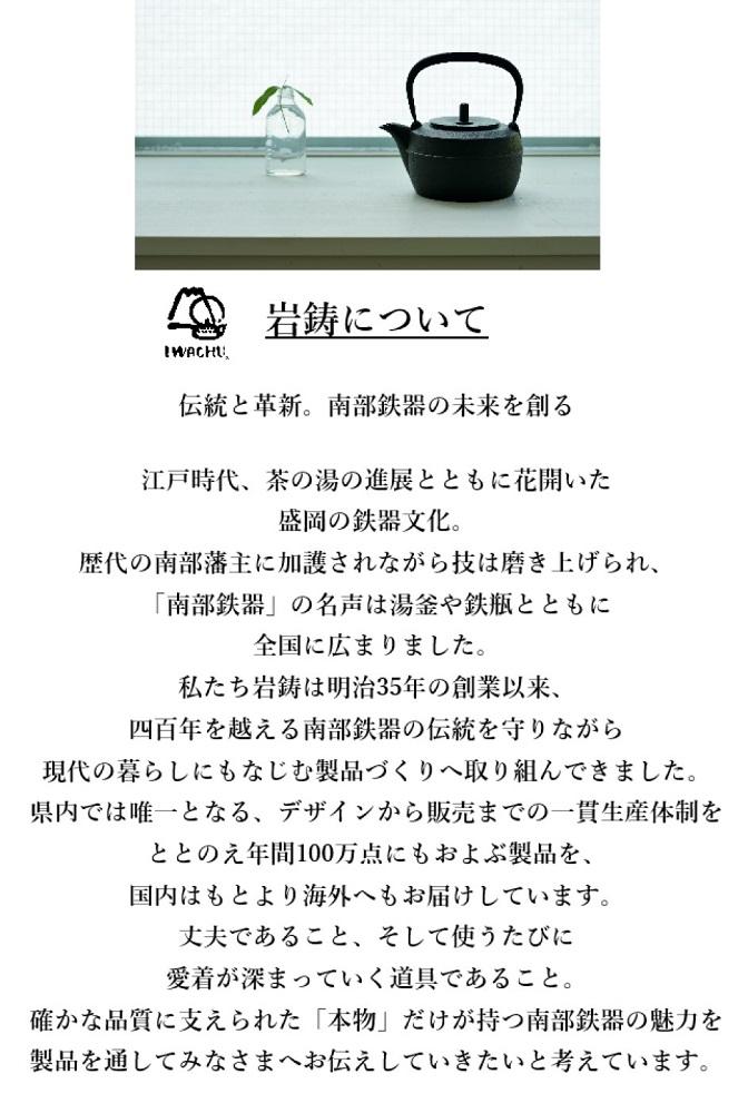(南部鉄器)オムレツパン24(木柄付)