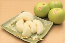 二十世紀梨<5kg(約14玉~16玉)>※9月頃発送(予定)