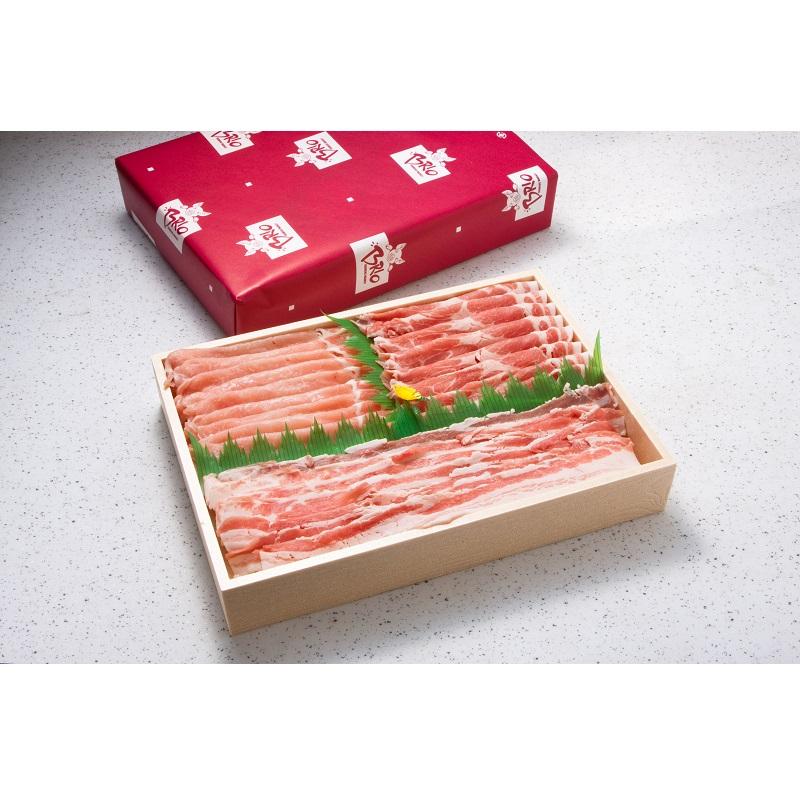 ★満喫★ブリオ 豚しゃぶセット