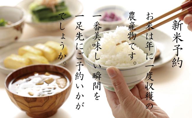 【新米予約頒布会】南魚沼産こしひかり無洗米5㎏×全6回