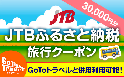 【日光】JTBふるさと納税旅行クーポン(30,000円分)